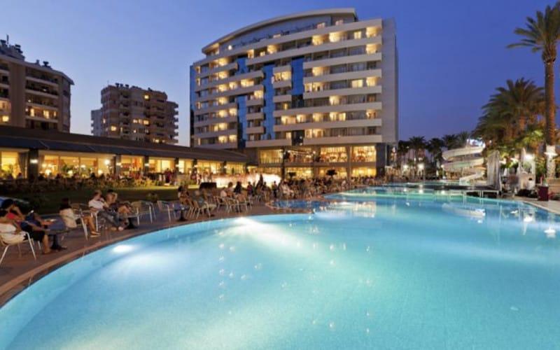 Porto Bello Hotel 5* Анталија, ТУРЦИЈА